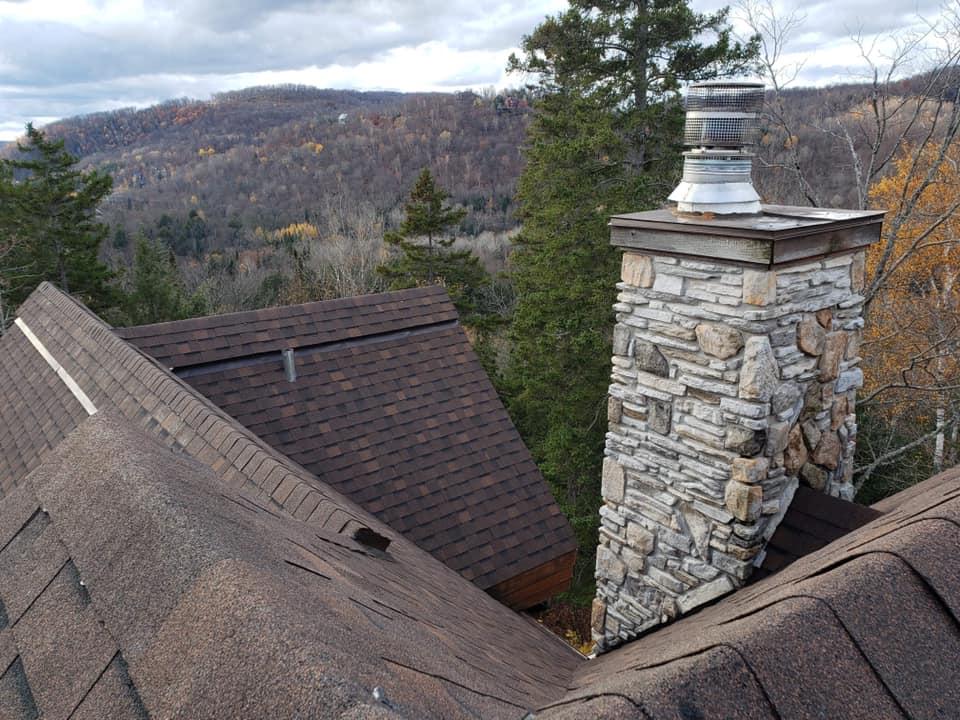 Installation de toiture les Laurentides